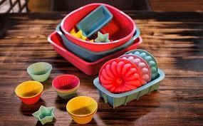 <b>Силиконовые формы для выпечки</b> в духовке: вредны или нет ...