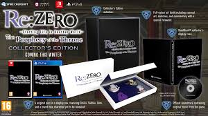 <b>Re</b>:<b>ZERO</b> - Starting Life in Another World: The Prophecy of the Throne