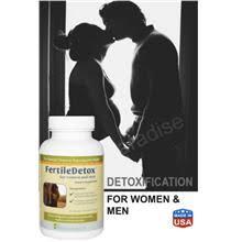 Fairhaven Health <b>FertileDetox, For Women &</b> Men, Detox, Hamil (USA)