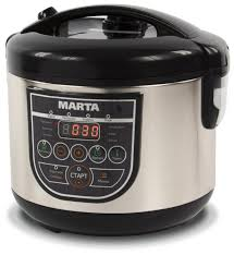 <b>Мультиварка MARTA MT-4324 NS</b> — купить по выгодной цене на ...