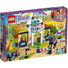 Купить конструктор <b>LEGO Friends Соревнования по</b> конкуру ...