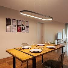 Modern <b>LED Pendant Lights lustres</b> e pendentes para sala de jantar