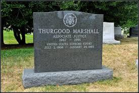 thurgood marshall by dean calandra