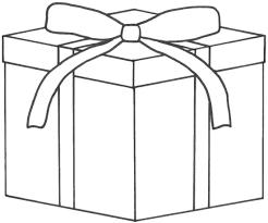 christmas present list template best agenda templates christmas present template 4