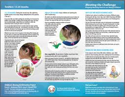 success for kids hearing loss strategies for keeping hearing 12 24 months