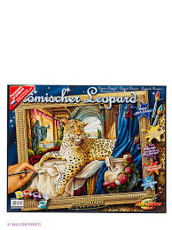 "<b>Набор для раскрашивания</b> ""Римский леопард"" <b>Schipper</b> 2080254 ..."