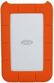 Купить Внешний <b>жесткий диск LACIE</b> Rugged Mini <b>STFR1000800</b> ...