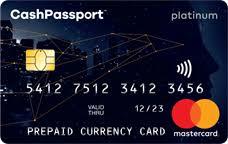 Login to Your <b>Cash</b> Passport Platinum - Travel <b>Money</b> Card