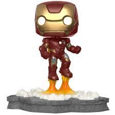 Купить <b>Фигурка Funko POP</b>! <b>Avengers</b>: Iron Man (Assemble) в ...
