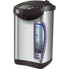 <b>Термопот Gemlux GL-PCM-50W</b>, объем 4.5 л, 3 способа разлива ...
