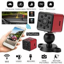 <b>Quelima SQ13</b> HD 1080P <b>Mini</b> Car DVR Camera WiFi Video ...