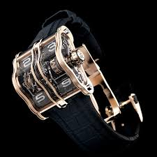 style pantry arnaud tellier s 2lmx futuristic watch only 5 pieces are to be made every year each of them need 1000 hours of craftsmanship and customizations its launch is supposed to be taking place next