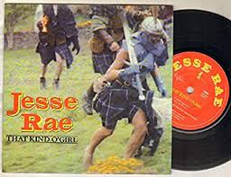 JESSE RAE, THAT KIND <b>O'GIRL</b>, <b>7</b> inch vinyl / 45, UK, WEA, 80S ...