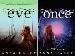 Eve (books 1 - 2) Eve, Once - Anna Carey