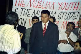 「Ali, a Muslim,」の画像検索結果