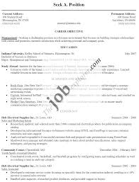 resume writing for high school student job example of resume for student resume template high school student resume