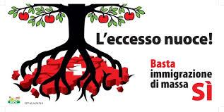Risultati immagini per italiani contro immigrati