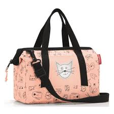 <b>Сумка детская Reisenthel</b> Allrounder Xs Cats And Dogs Rose ...