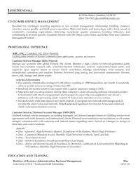 resume for customer service manager it service manager resume resume for customer service manager it service manager resume