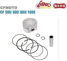 Amazon.com: TZ-34 CF600 CF625 <b>CF650</b> Piston Rings Set <b>for</b> ...