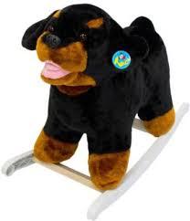 <b>Качалка мягкая Тутси Собака ротвейлер</b> купить с доставкой — 1 ...
