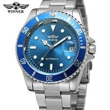 Shop <b>Winner WINNER Business Mens Watches</b> Mechanical ...
