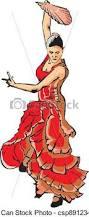 """Résultat de recherche d'images pour """"flamenco dessin"""""""