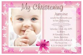 sample template baptism invitation com printable christening invitations templates