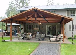 covered patio freedom properties: covered patio building plans landscaping gardening ideas