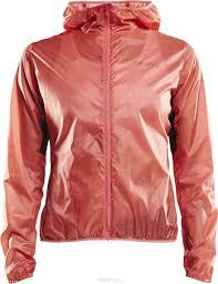 Ветровка <b>женская</b> Craft Breakaway Lightweight , цвет: розовый ...