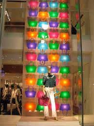 Coach window display, <b>Tokyo</b>. #retail #merchandising #handbags ...