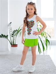 <b>Юбка</b>-шорты looklie 7644961 в интернет-магазине Wildberries.kg