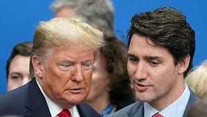 Trudeau anuncia que fronteira Canadá-EUA permanecerá fechada por mais um mês