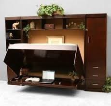 now this is what i call an awesome murphy bed creative hidden bed and desk awesome murphy bed office