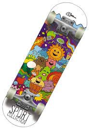 <b>Скейтборд</b> СК (Спортивная коллекция) <b>Muffin</b> JR — купить по ...