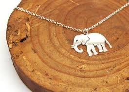 Elephant necklace.<b>925 sterling silver</b>.<b>Dumbo</b>.Elephant   Etsy