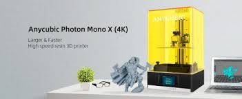 €559 with coupon for Anycubic® Photon Mono X UV Resin SLA 3D ...