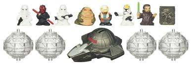<b>Hasbro</b> Bop It! XT AND <b>Star Wars Fighter</b> Pods Review and Giveaway!
