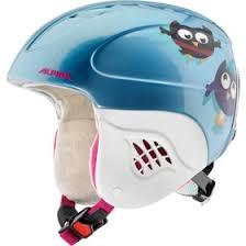 Зимний шлем Alpina 2018-19 CARAT <b>happy</b>-owles, обхват 51-55 см