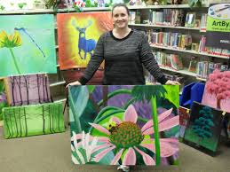shameless promotion of local artists moments of unexpected beauty katie m kaufman was raised on a small farm outside fairchild wi art has always been a major part of her life even as a five year old she was drawing