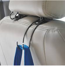 <b>Multi functional Car Seat Back</b> Hooks Auto Hidden Headrest Hanger ...
