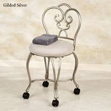 inspiration bathroom vanity chairs:  awesome bathroom vanity chairs for interior designing home ideas with bathroom vanity chairs
