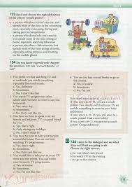 section 7 spending your time Английский язык enjoy english Учебник по английскому языку 6 класс Биболетова section 7 spending your time страница 111