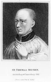 「Thomas Becket,」の画像検索結果