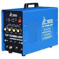 <b>Сварочный аппарат ТСС TOP</b> TIG/MMA-200P (TIG, MMA ...