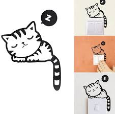 top 9 most popular walls stickers <b>cat</b> brands and get free shipping ...