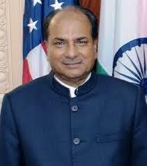 Defence Minister Shri AK Antony