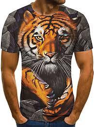 Men's <b>3D T</b>-<b>shirts</b>