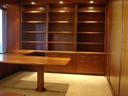 captains home office built home office