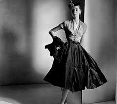 Resultado de imagen de vestidos vintage años 50